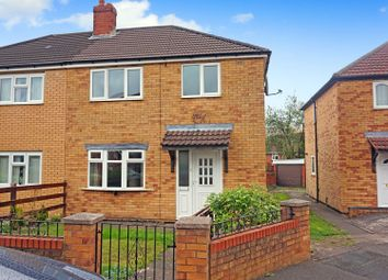 Thumbnail 2 bed semi-detached house for sale in Winchester Road, West Bromwich
