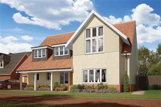 Thumbnail 5 bedroom detached house for sale in Mascalls Lane, Brentwood