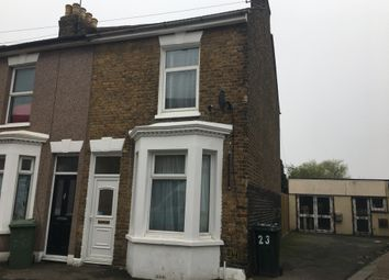 Thumbnail 3 bed terraced house for sale in Harris Road, Sheerness