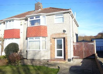 Thumbnail 3 bedroom property to rent in Higher Drive, Oulton Broad
