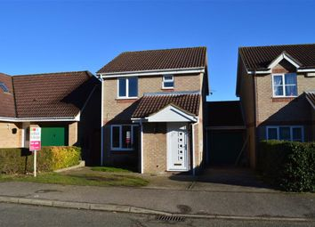 Thumbnail 3 bed detached house for sale in Heathlands, Swaffham