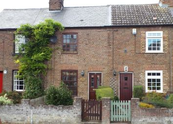 Thumbnail 2 bed terraced house for sale in Church Road, Totternhoe, Dunstable, Bedfordshire