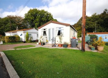 Thumbnail 2 bedroom bungalow for sale in Temple Grove Park, Bakers Lane, West Hanningfield, Chelmsford