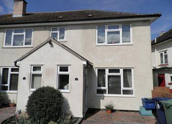 Thumbnail 2 bed maisonette to rent in Chillingworth Crescent, Headington, Oxford
