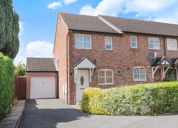 Thumbnail 2 bed end terrace house to rent in Battlebridge Close, Leominster
