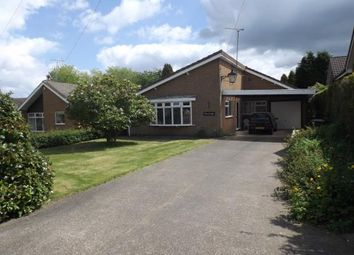 Thumbnail 3 bed bungalow for sale in Deepdale Gardens, Sutton-In-Ashfield