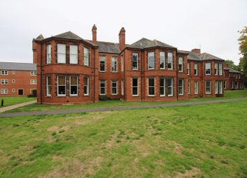 Thumbnail 2 bed flat for sale in Willow Drive, Cheddleton, Staffordshire
