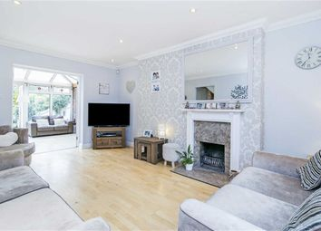 Thumbnail 3 bed semi-detached house for sale in Hook Road, Epsom, Surrey