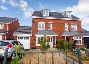 Thumbnail 4 bed semi-detached house for sale in Shetland Avenue, Thornaby, Stockton-On-Tees