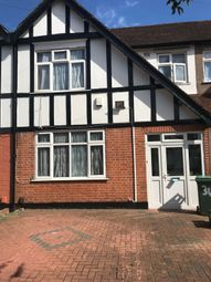 Thumbnail 3 bed terraced house to rent in Denham Drive, Ilford