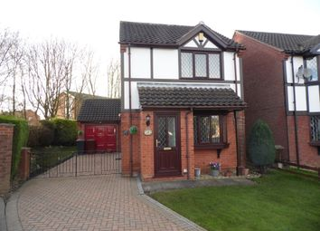 Thumbnail 2 bed detached house for sale in Burneside Close, Lincoln