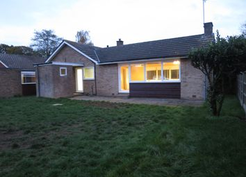 Thumbnail 3 bedroom bungalow to rent in Jones Road, Goffs Oak, Waltham Cross