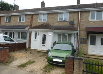 Thumbnail 3 bed terraced house to rent in Selsey Road, Corby