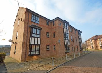 Thumbnail 1 bed flat for sale in Albany Walk, Woodston, Peterborough