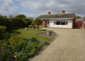 Thumbnail 2 bedroom detached bungalow for sale in Guston Gardens, Kirton, Ipswich