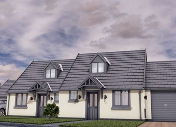 Thumbnail 2 bed semi-detached bungalow for sale in The Harrow, Plots 18 And 19, The Pines