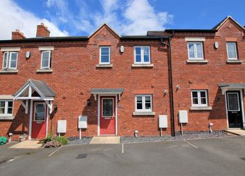 Thumbnail 3 bed town house for sale in Laurel Grove, Off Park Street, Uttoxeter