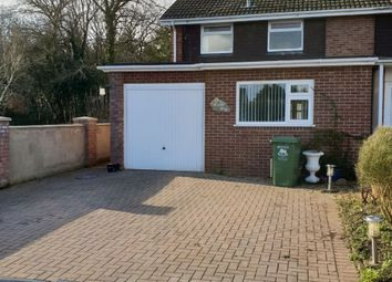 Thumbnail 3 bed detached house to rent in Lynwood Road, Lydney