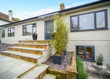 Thumbnail 4 bed detached house for sale in Bevendean Avenue, Saltdean, Brighton