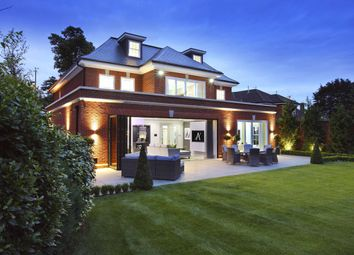 Thumbnail 6 bed detached house for sale in Coombe End, Coombe, Kingston Upon Thames