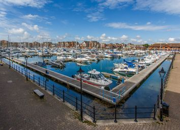 Thumbnail 1 bedroom flat for sale in Midway Quay, Eastbourne