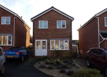 Thumbnail 2 bed detached house for sale in Mayfield Road, Burton On Trent, Staffordshire