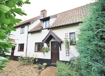 Thumbnail 2 bedroom property to rent in Wymondham Road, Wreningham, Norfolk