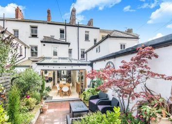 4 bed terraced house for sale in Salcombe Road, Sidmouth, Devon EX10