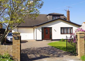 Thumbnail 3 bed detached bungalow for sale in Mold Road, Connah's Quay, Deeside
