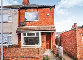 Thumbnail 3 bedroom end terrace house for sale in Garner Street, Grimsby