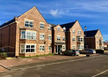 Thumbnail 2 bed flat for sale in The Copse, Guisborough
