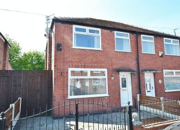 Thumbnail 3 bedroom semi-detached house for sale in Weymouth Road, Winton, Manchester