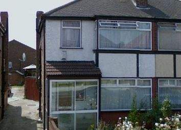 Thumbnail 4 bed semi-detached house to rent in North Hyde Road, Hayes