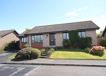 Thumbnail 4 bed detached bungalow for sale in 64 Burn Brae, Westhill, Inverness