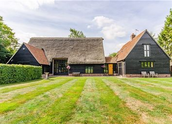 Thumbnail 4 bedroom detached house for sale in Field Road, Kingston, Cambridge