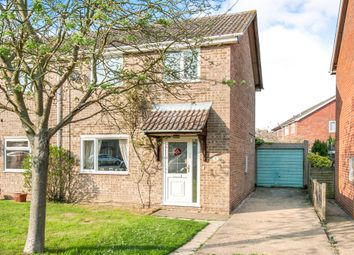 Thumbnail 3 bed semi-detached house for sale in Rowan Green, Elmswell, Bury St. Edmunds