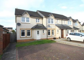 Thumbnail 3 bed end terrace house for sale in Mcdonald Crescent, Falkirk