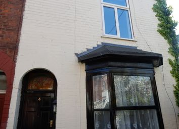 Thumbnail 2 bedroom end terrace house to rent in Edom Villas, Mayfield Street, Hull