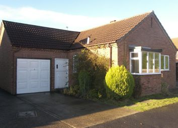 Thumbnail 2 bedroom bungalow to rent in St. Helens Rise, Wheldrake, York