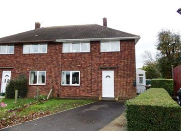 Thumbnail 3 bed semi-detached house for sale in Almond Avenue, Heighington, Lincoln, Lincolnshire