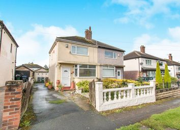 Thumbnail 2 bed semi-detached house for sale in Laverton Road, Bradford