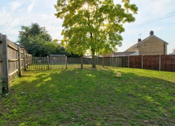 Thumbnail 4 bed bungalow for sale in Hepworth Road, Stanton, Bury St. Edmunds