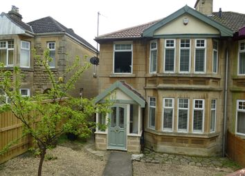 Thumbnail 3 bed semi-detached house for sale in London Road West, Bath