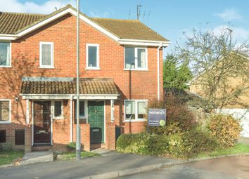 Thumbnail 2 bed end terrace house to rent in Fakenham Close, Lower Earley, Reading