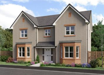 "Thumbnail 5 bed detached house for sale in ""Thames"" at Dirleton, North Berwick"