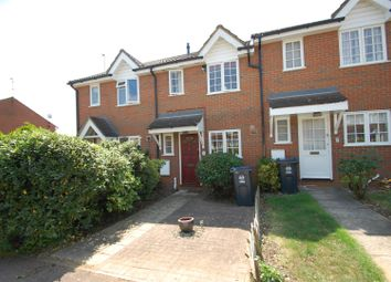 Thumbnail 2 bed terraced house to rent in Foxes Close, Hertford