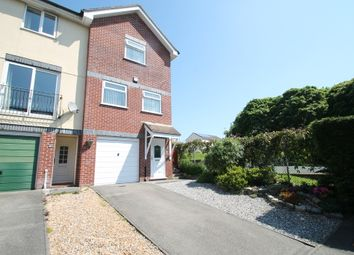 Thumbnail 3 bed town house for sale in The Limes, Crownhill, Plymouth