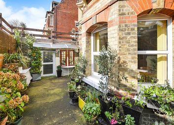 Thumbnail 3 bedroom flat for sale in Westbourne Gardens, Folkestone