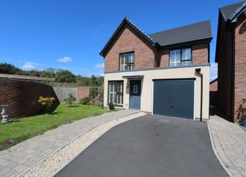Thumbnail 3 bed detached house for sale in Baruc Way, Barry