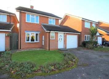 Thumbnail 3 bed detached house for sale in Beverley Gardens, Welwyn Garden City